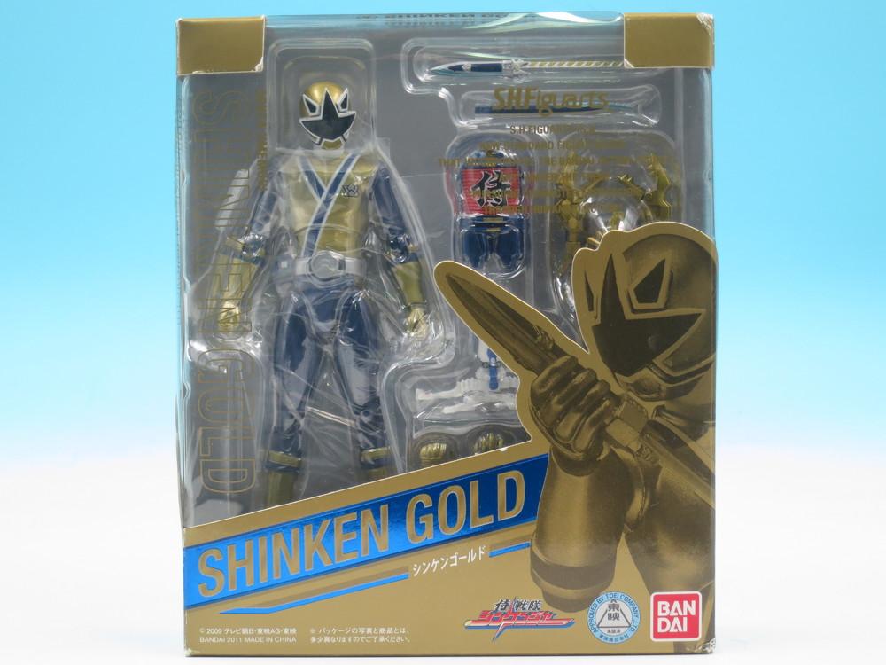 Bonus attached S.H.Figuarts Samurai Sentai Shinkenger ...